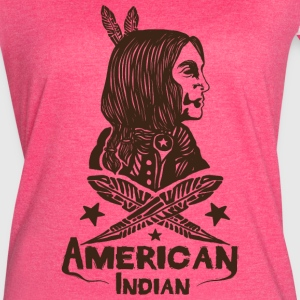American Indian - Women's Vintage Sport T-Shirt