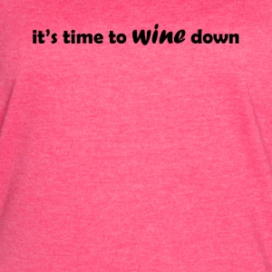 Wine - Women's Vintage Sport T-Shirt