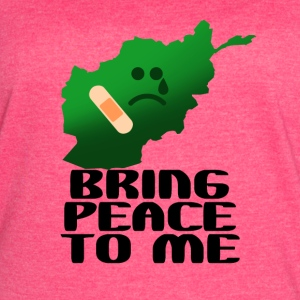 bring peace to me - Women's Vintage Sport T-Shirt