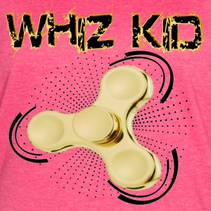Fidget Spinner Toy - Whiz Kid - Women's Vintage Sport T-Shirt