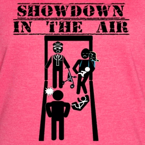 Showdown In The Air - American Fiasco - Women's Vintage Sport T-Shirt