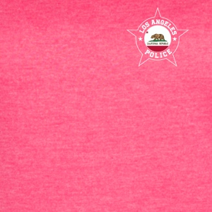 Los Angeles Police T Shirt - California flag - Women's Vintage Sport T-Shirt