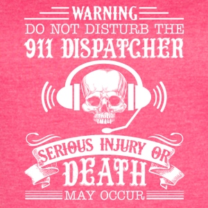 911 Dispatcher Shirt - Women's Vintage Sport T-Shirt