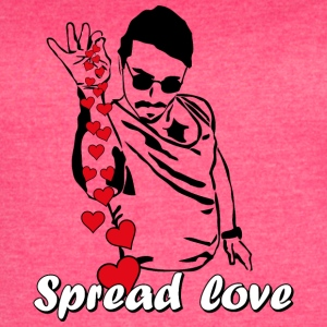 Spread Love salt bae - Women's Vintage Sport T-Shirt