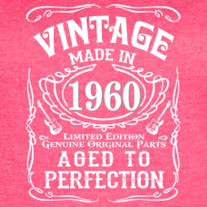 Vintage Made in 1960 Genuine Original Parts - Women's Vintage Sport T-Shirt
