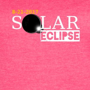 Total Solar Eclipse in the USA on August the 21st - Women's Vintage Sport T-Shirt
