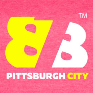 878PITTSBURGH CITY - Women's Vintage Sport T-Shirt