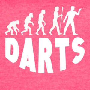 Darts Evolution - Women's Vintage Sport T-Shirt