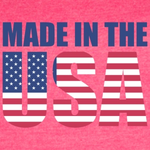 Made in the USA - Women's Vintage Sport T-Shirt