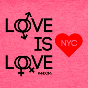 Love is Love NYC - Women's Vintage Sport T-Shirt