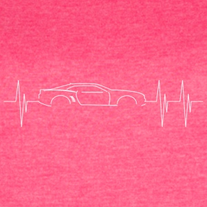 5th Generation Camaro Heartbeat - Women's Vintage Sport T-Shirt