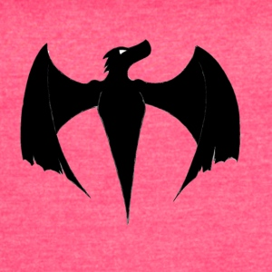 Black Dragon - Women's Vintage Sport T-Shirt