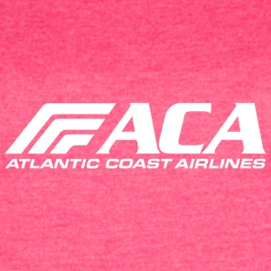 atlantic coast airlines 843 - Women's Vintage Sport T-Shirt