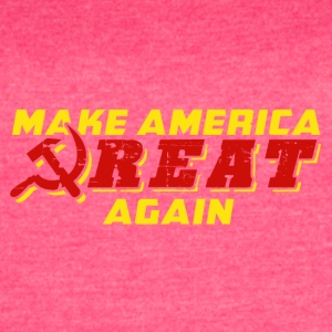 Make America *reat Again - Women's Vintage Sport T-Shirt
