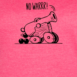 No War - Women's Vintage Sport T-Shirt