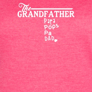 The Grandfather - Women's Vintage Sport T-Shirt