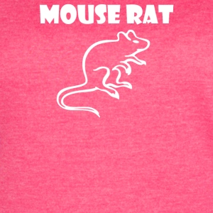 Mouse Rat - Women's Vintage Sport T-Shirt