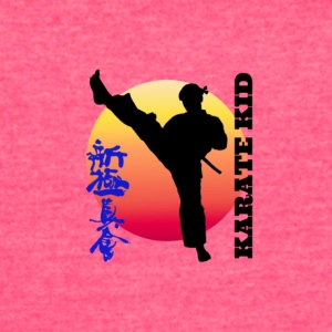 karate kid label - Women's Vintage Sport T-Shirt