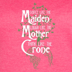 Dance Like the Maiden Shirt - Women's Vintage Sport T-Shirt
