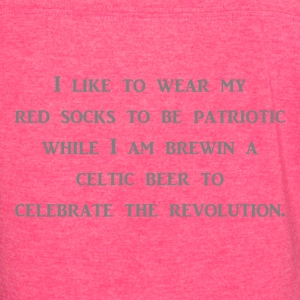 Celebrate the Revolutioon - Women's Vintage Sport T-Shirt