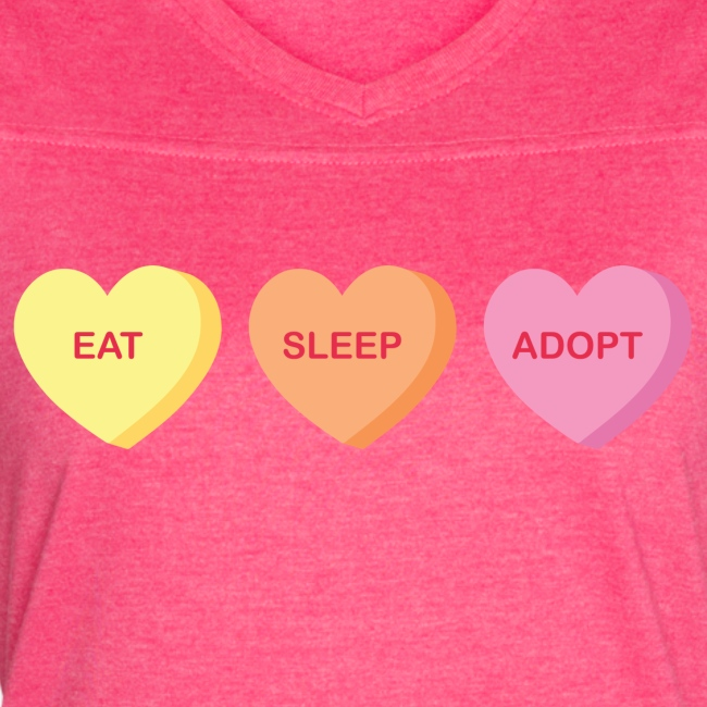 Eat Sleep Adopt