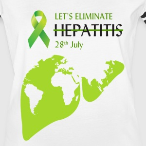 WORLD HEPATITIS DAY 2017 - Women's Vintage Sport T-Shirt