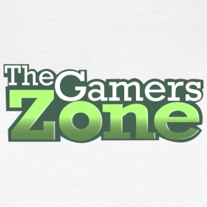 THE GAMERS ZONE - Women's Vintage Sport T-Shirt