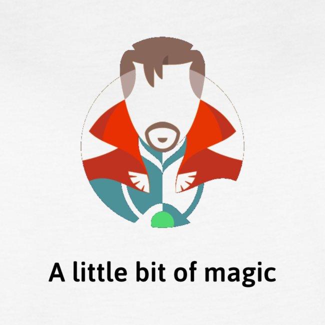A little bit of magic