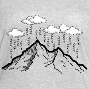 Raining Truth - Women's Vintage Sport T-Shirt