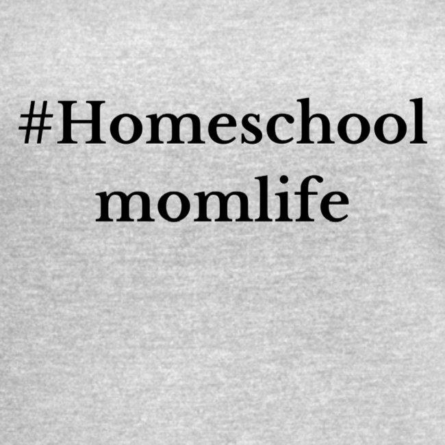 #Homeschoolmomlife