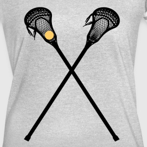 Lacrosse is a fun sport - Women's Vintage Sport T-Shirt
