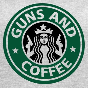 guns and coffee RC - Women's Vintage Sport T-Shirt