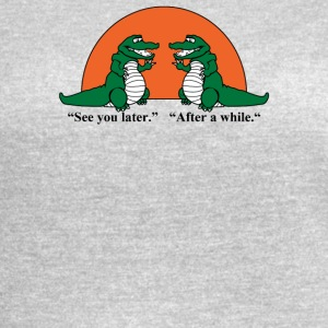See You Later Alligator - Women's Vintage Sport T-Shirt