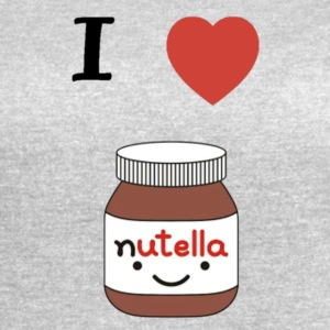 I LOVE NUTELLA - Women's Vintage Sport T-Shirt