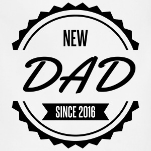 new dad since 2016 - Adjustable Apron