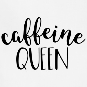 Caffeine Queen Coffee - Adjustable Apron