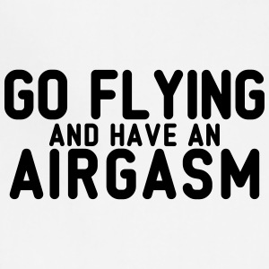 airgasm flying - Adjustable Apron