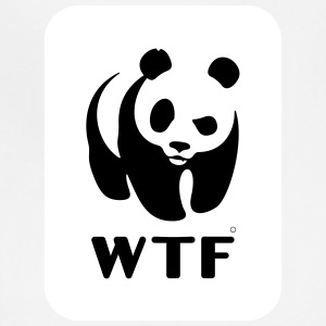 WWF parody logo - Adjustable Apron