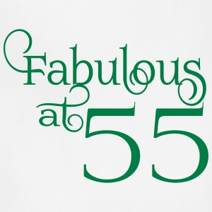 Fabulous at 55 - Adjustable Apron