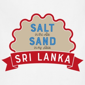 salt sand srilanka - Adjustable Apron