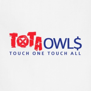 Touch One Touch All FAU owls t-shirts - Adjustable Apron