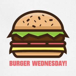 Burger Wednesday! - Adjustable Apron
