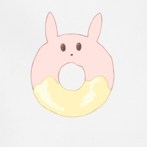 Kawaii Bunny Donut - Adjustable Apron
