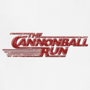The Cannonball Run - Adjustable Apron