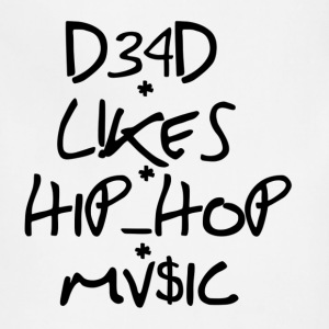 dead_like_hiphop music - Adjustable Apron