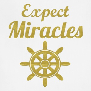 Expect Miracles - Adjustable Apron