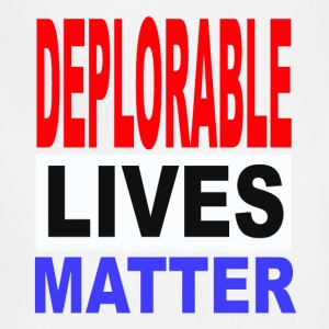 deplorable_lives_matter_1 - Adjustable Apron