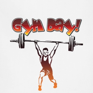 Gym Day - Adjustable Apron