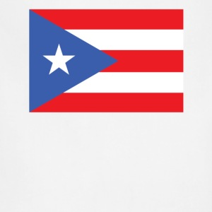 Flag of Puerto Rico Cool Puerto Rican Flag - Adjustable Apron