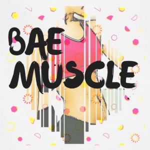 Bae Muscle - Adjustable Apron